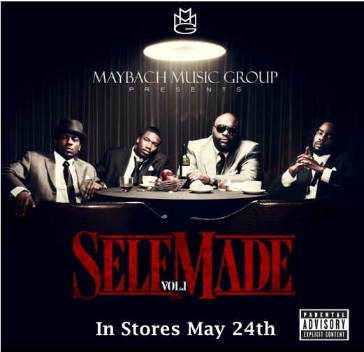 rick ross self made cover. Self Made – Wale, Meek Mill,